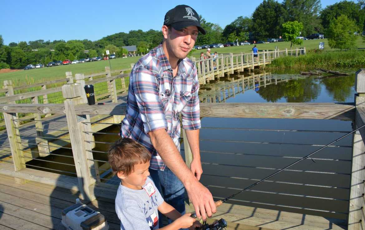 Fishing rodeo 5 for Twra fishing report