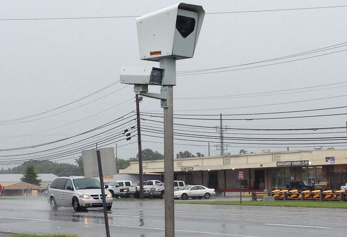 Red Light Cameras Unsuccessful in Reducing ... - USF Health