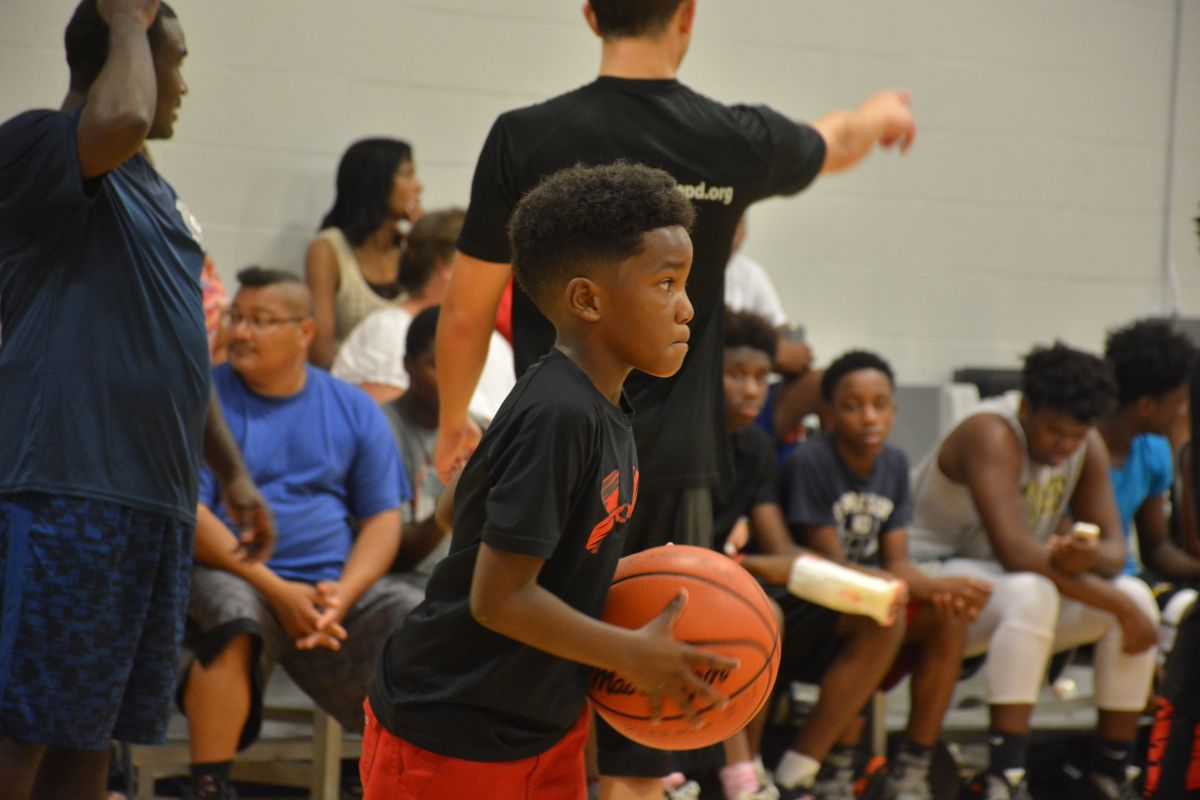 Registration Open For Clarksville S Youth Basketball League