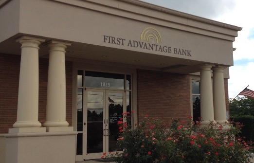 first tennessee bank carothers franklin tn