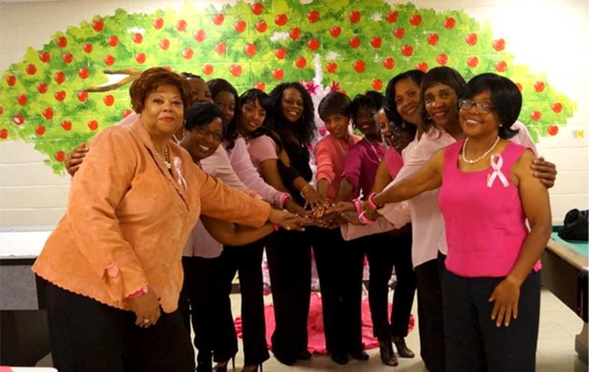 Pink Pledge to boost breast cancer awareness