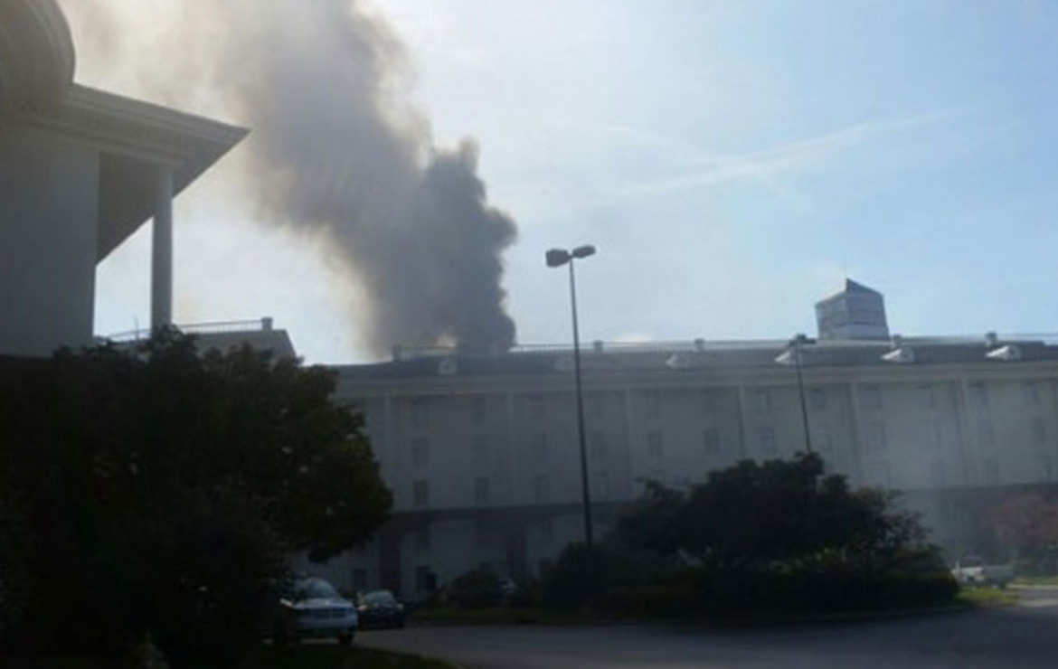 Opryland Hotel fire began at Old Hickory Steakhouse
