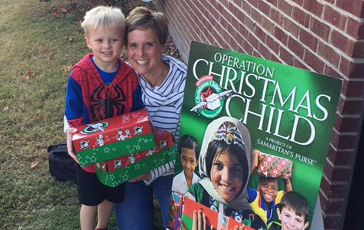 Operation Christmas Child Seeks Donations