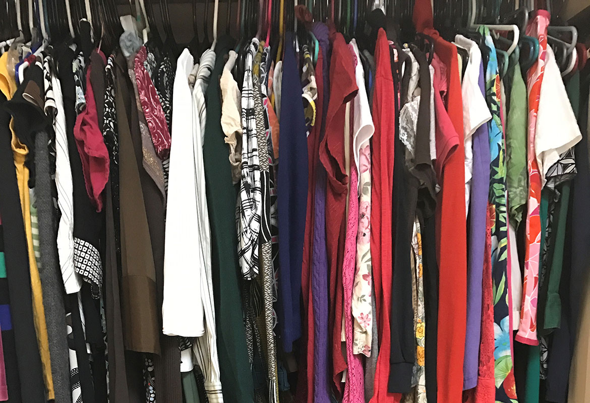 ffd8331ea09 My Sister s Closet provides clothing for women in need ...