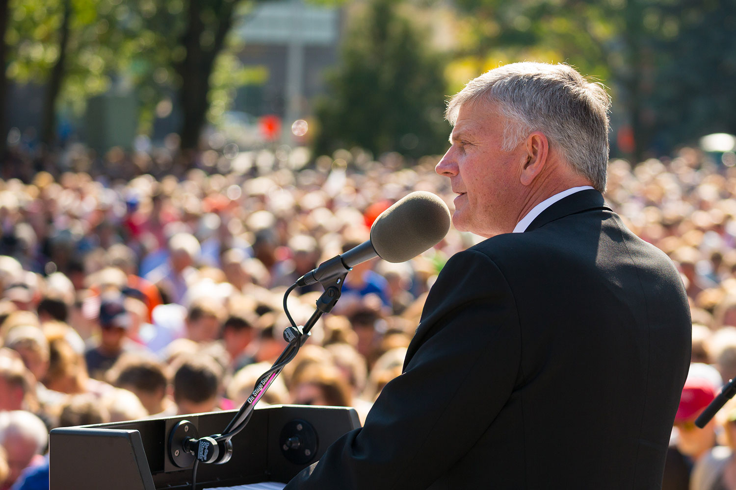 Franklin Graham Tennessee Tour