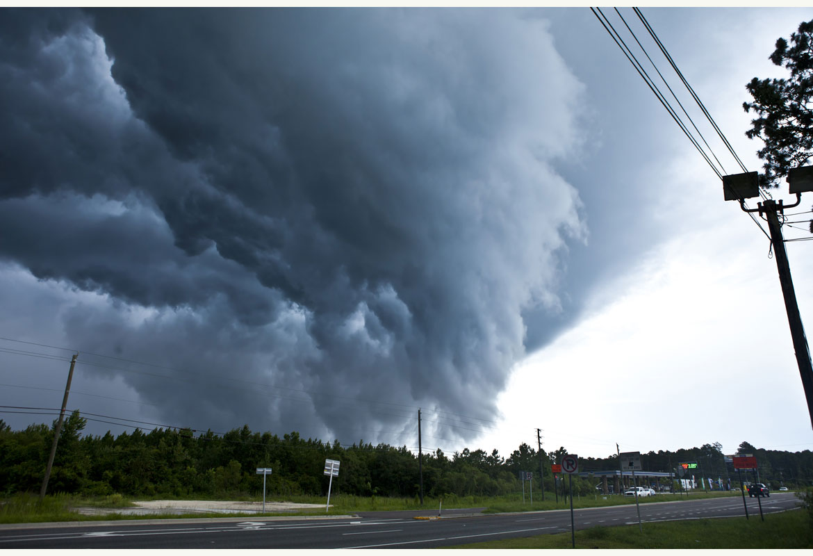 possible storms may bring strong winds hail
