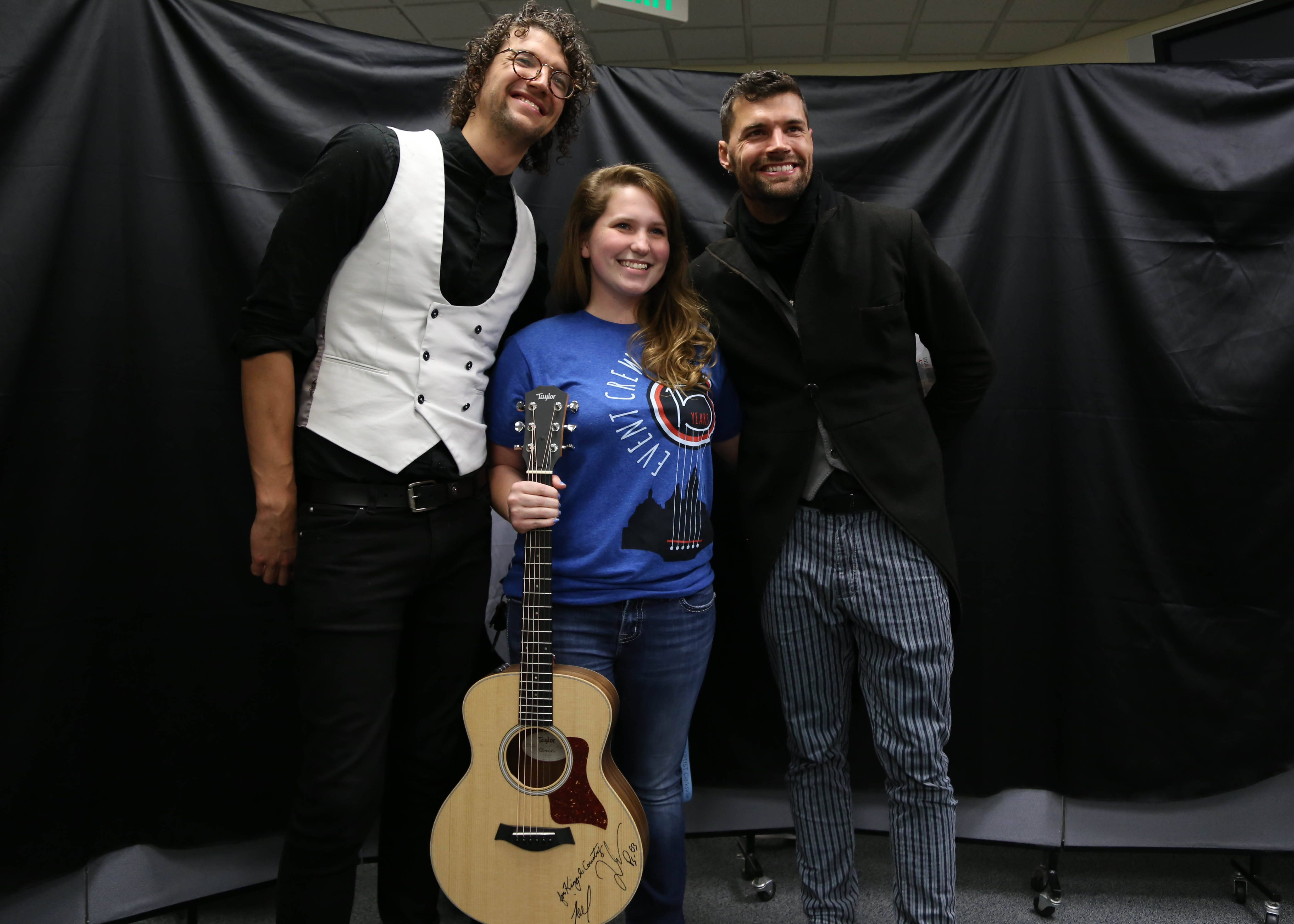 Photos For King And Country Meet And Greet Clarksvillenow