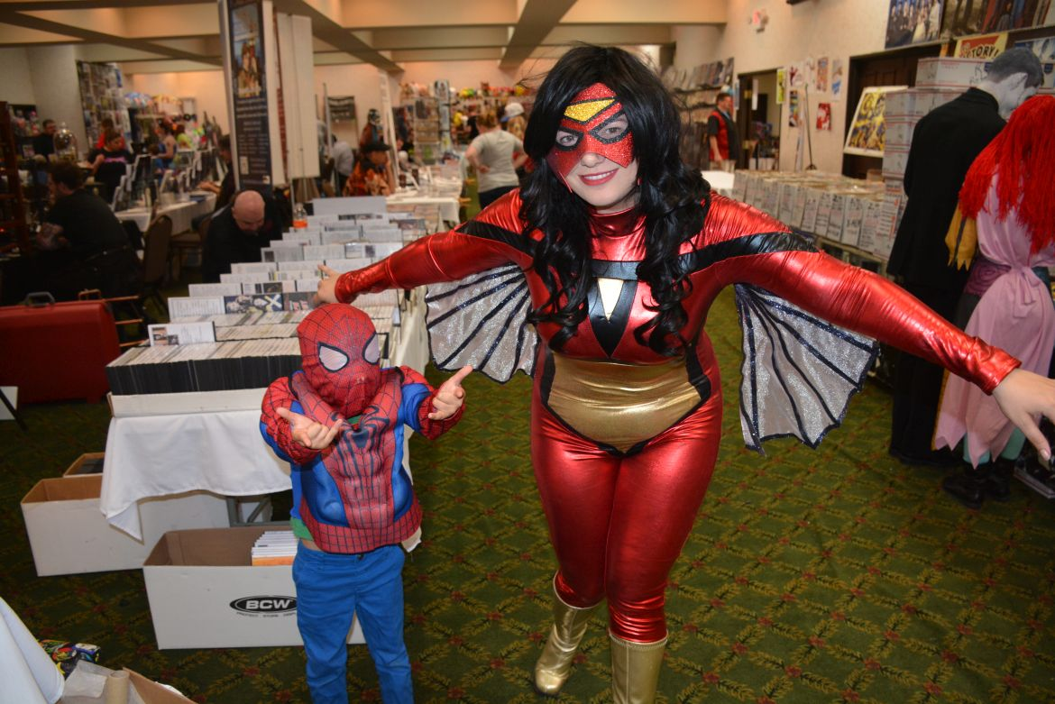 Clarksville Comic & Anime Con features cosplay, special ...