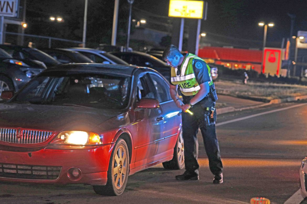 effectiveness of sobriety checkpoints Saturation patrols are often used in states that outlaw dui checkpoints and are most effective when paired with intense publicity, according to the cdc hb 4 proposes that the funding cut from.