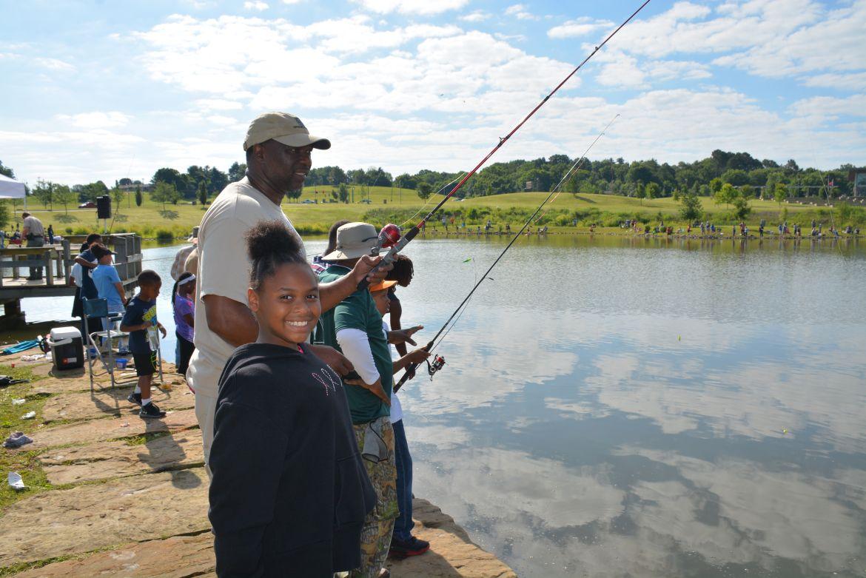 Kids Fishing Rodeo (6) | ClarksvilleNow.com