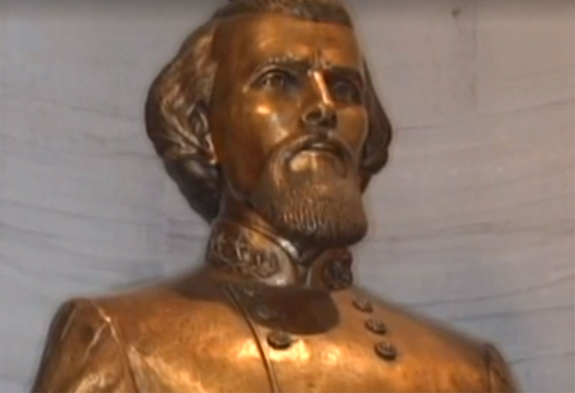 TN Capitol Commission to take up removal of Nathan Bedford