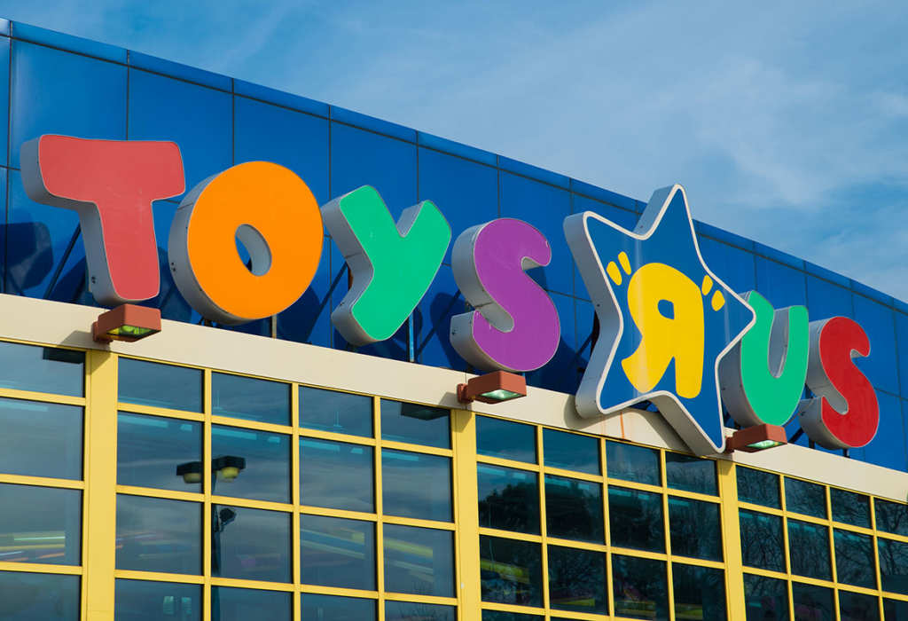 All Toys 'R' Us stores could soon close