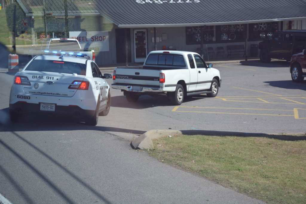 Safe driving initiative in clarksville targets traffic for Target clarksville tn
