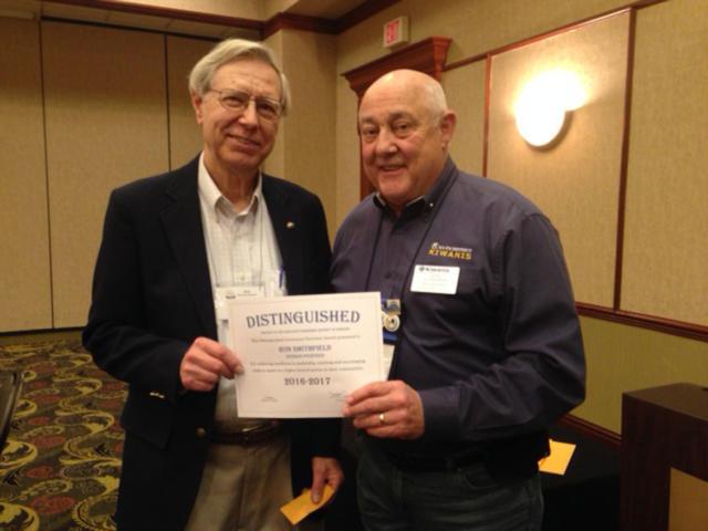 Clarksville Kiwanis wins Distinguished Club Award | ClarksvilleNow com