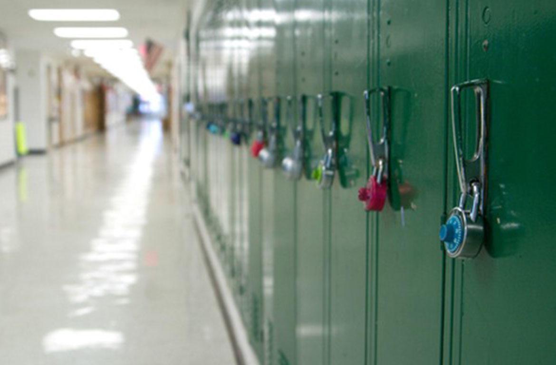 how to break into a school locker