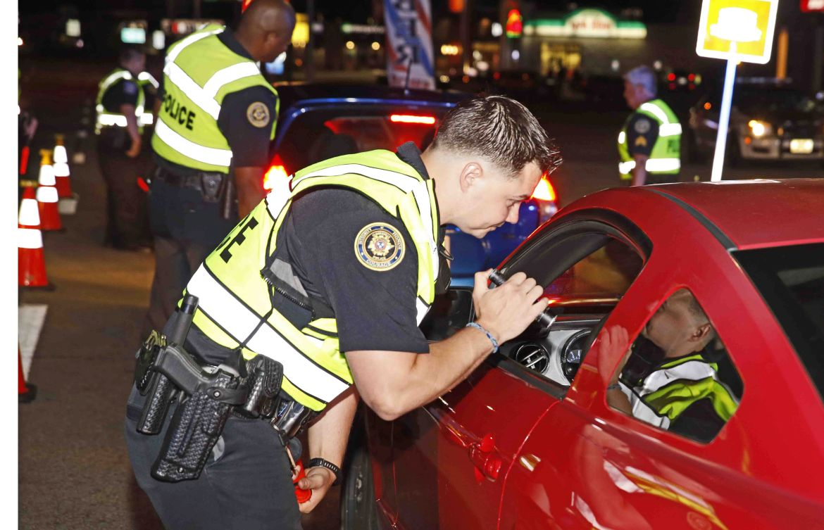 Sobriety checkpoint scheduled for Friday in Clarksville