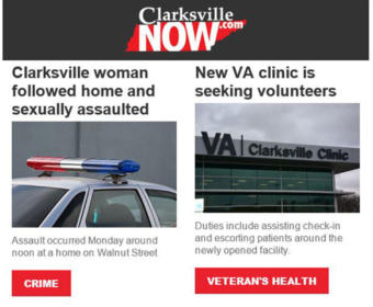 ClarksvilleNow com | Your Community, Your News!
