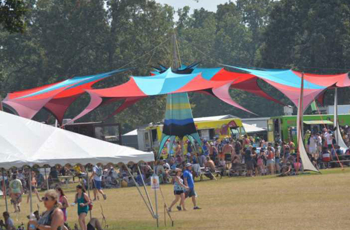 Man dies at Bonnaroo music festival in Tennessee