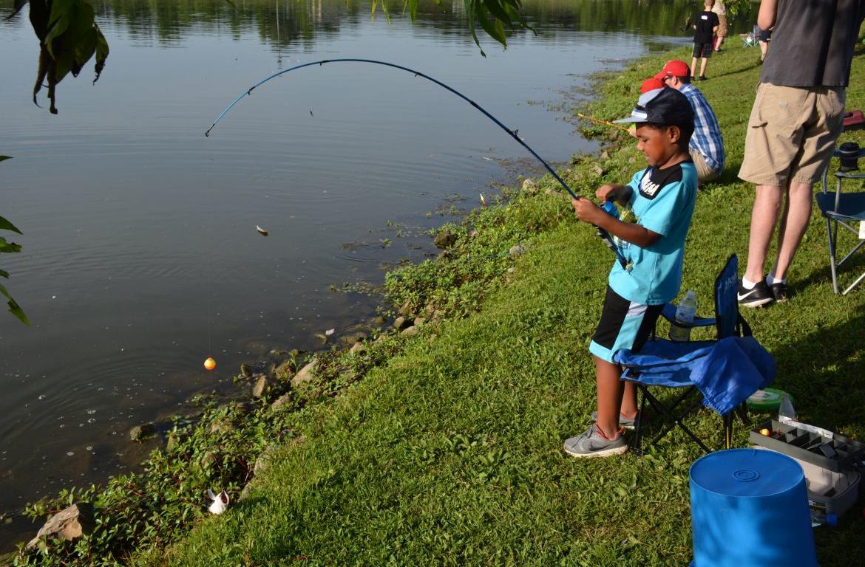 Tennessee Free Fishing Day Saturday June 6 Clarksvillenow Com