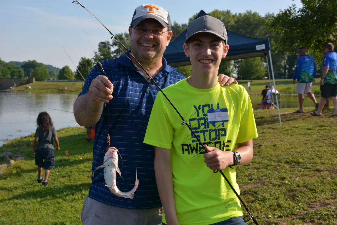 Free Fishing Event for Kids This Saturday | ClarksvilleNow.com