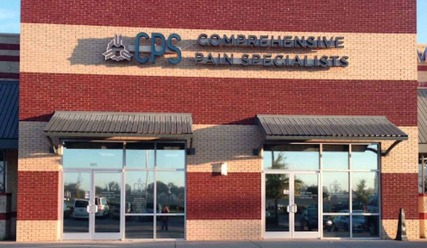 Comprehensive Pain Specialist Closing