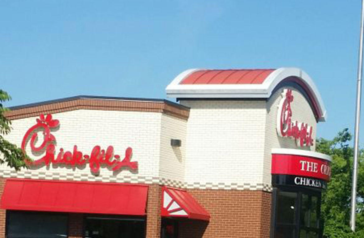 Chick-fil-A Gives Away Free Food During Cow Appreciation Day