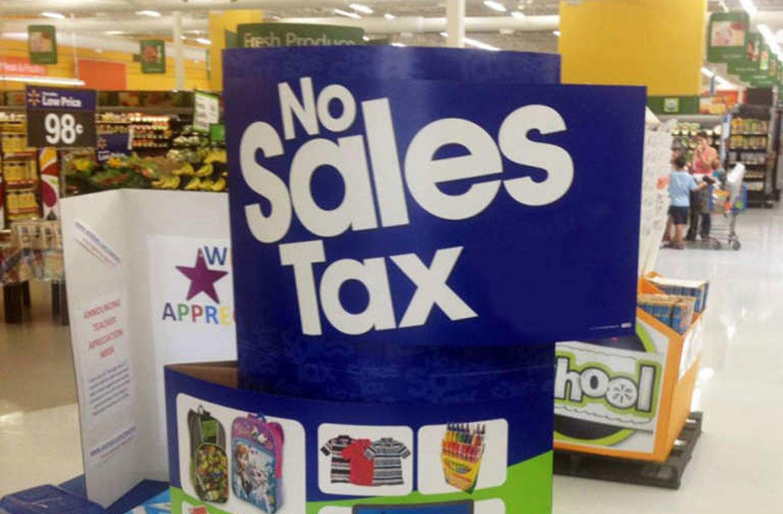 Tennessee Sales Tax On Food