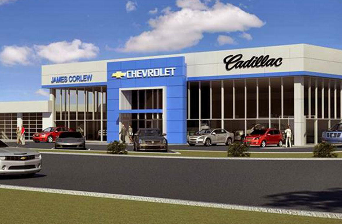 James Corlew Chevrolet Cadillac Named General Motors Green