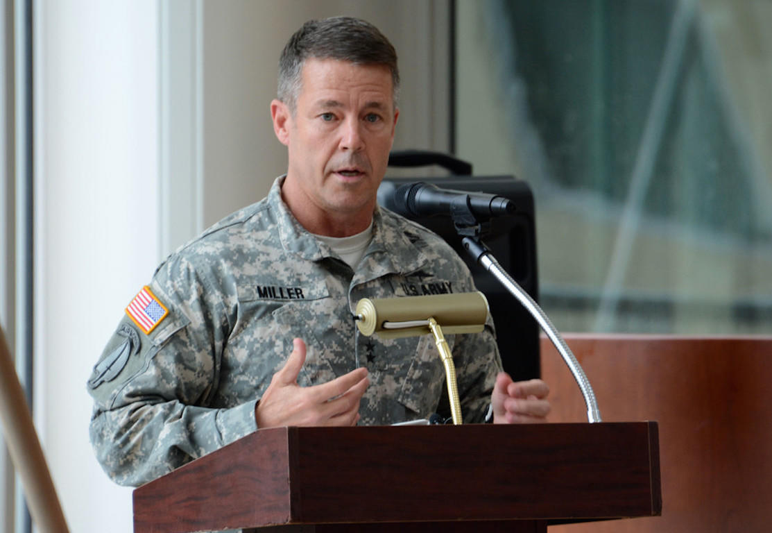 Gen X Years >> US general assumes NATO command in Afghanistan ...
