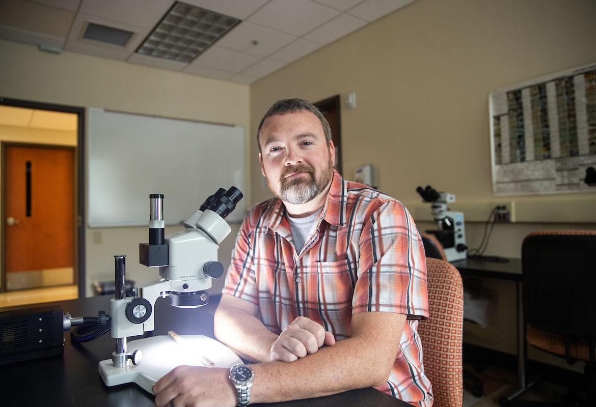 national geographic picks austin peay professor as state's geography
