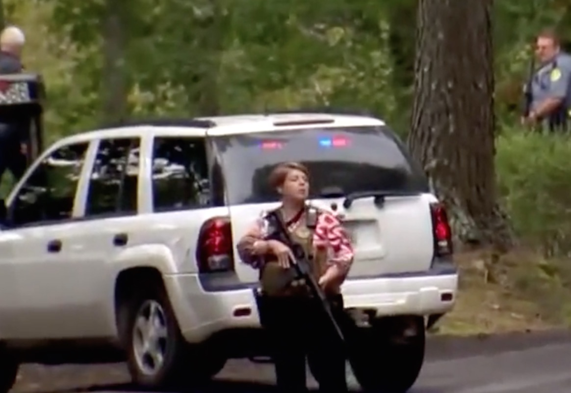 Manhunt Day 4: Search for Kirby Wallace continues in Montgomery
