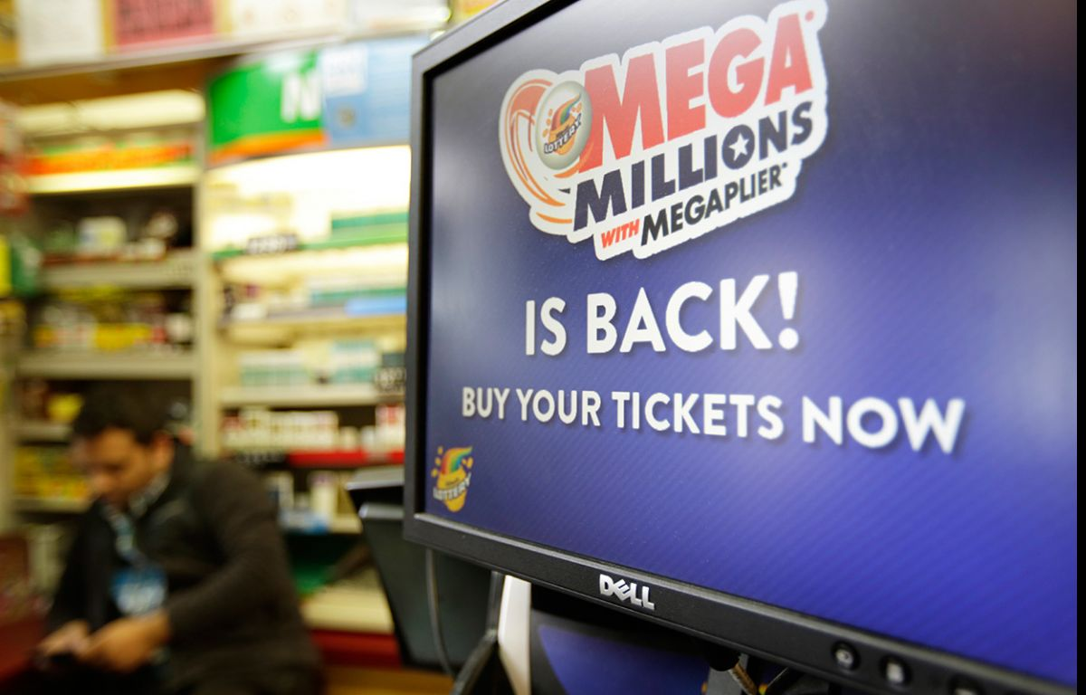 Anonymous victor claiming $1.5 billion Mega Millions jackpot