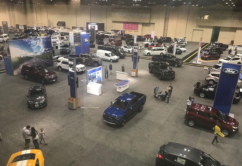 Nashville International Auto Show Coming To Music City Center - Nashville car show
