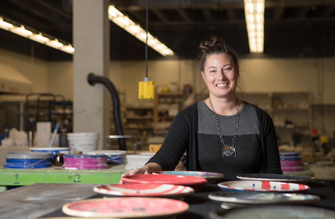 APSU counseling grad student earns national award for 9/11 art