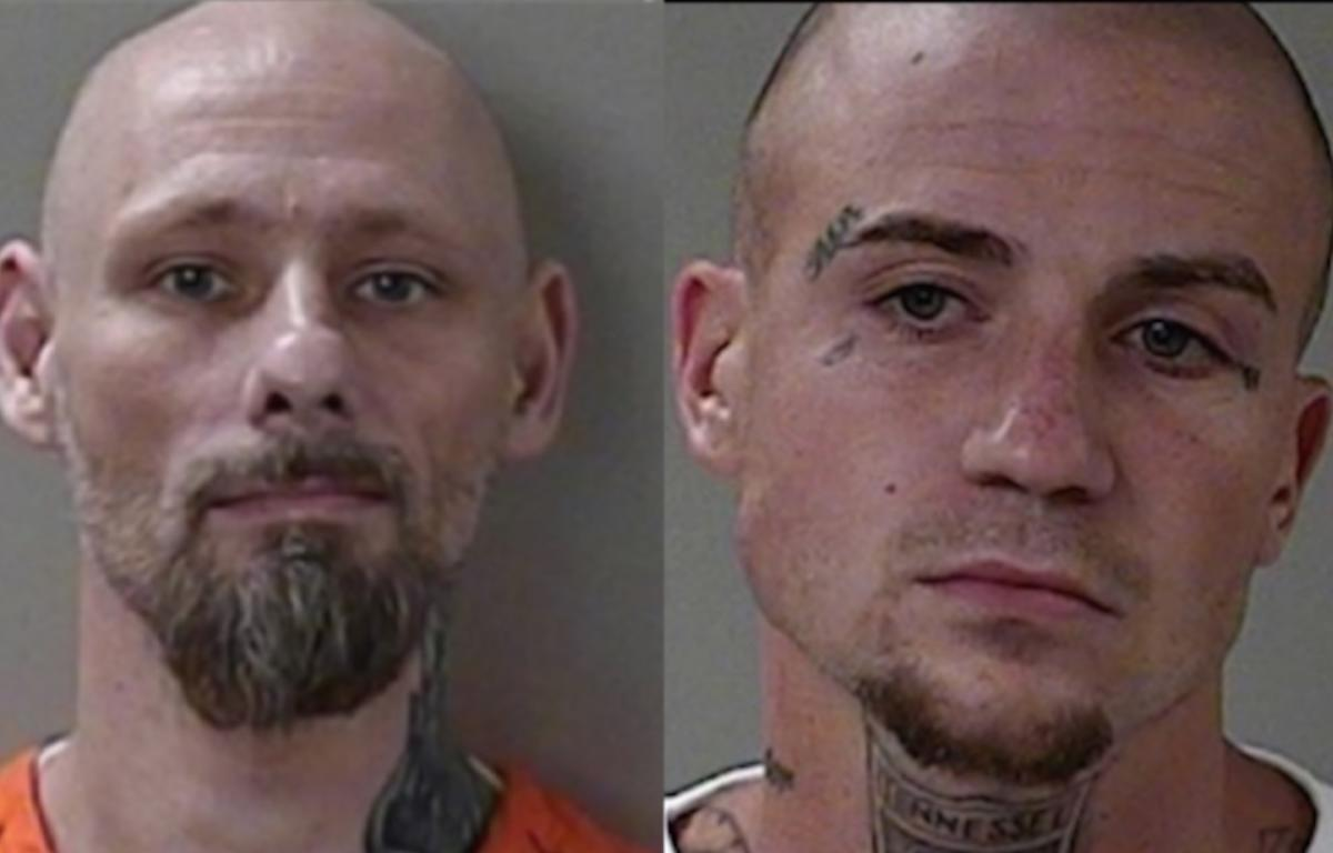 Search for escaped jail inmates enters second day