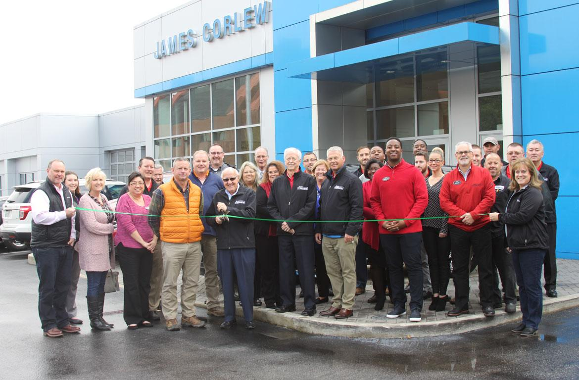 James Corlew Chevrolet Receives Green Certification