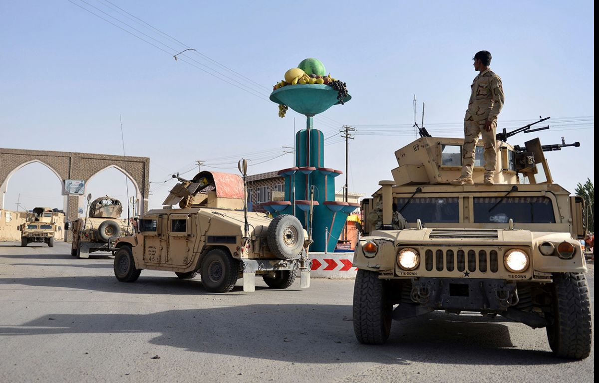 Six US service members killed, wounded in Ghazni IED attack
