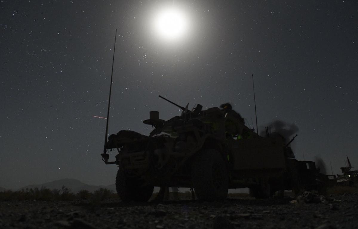 Chasing peace in the middle of war in Afghanistan