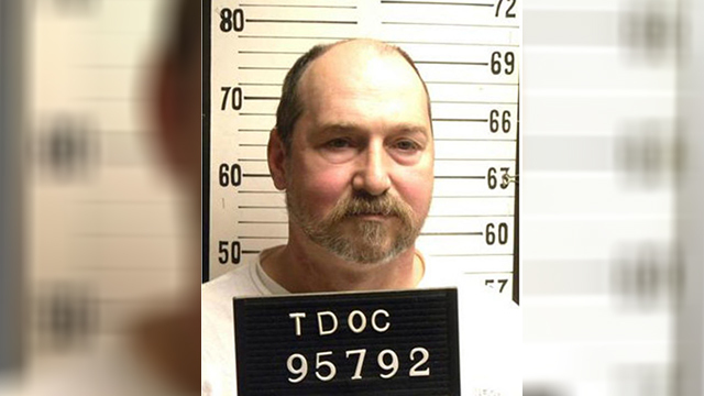 Death-row inmate awaiting word from court on stay of execution