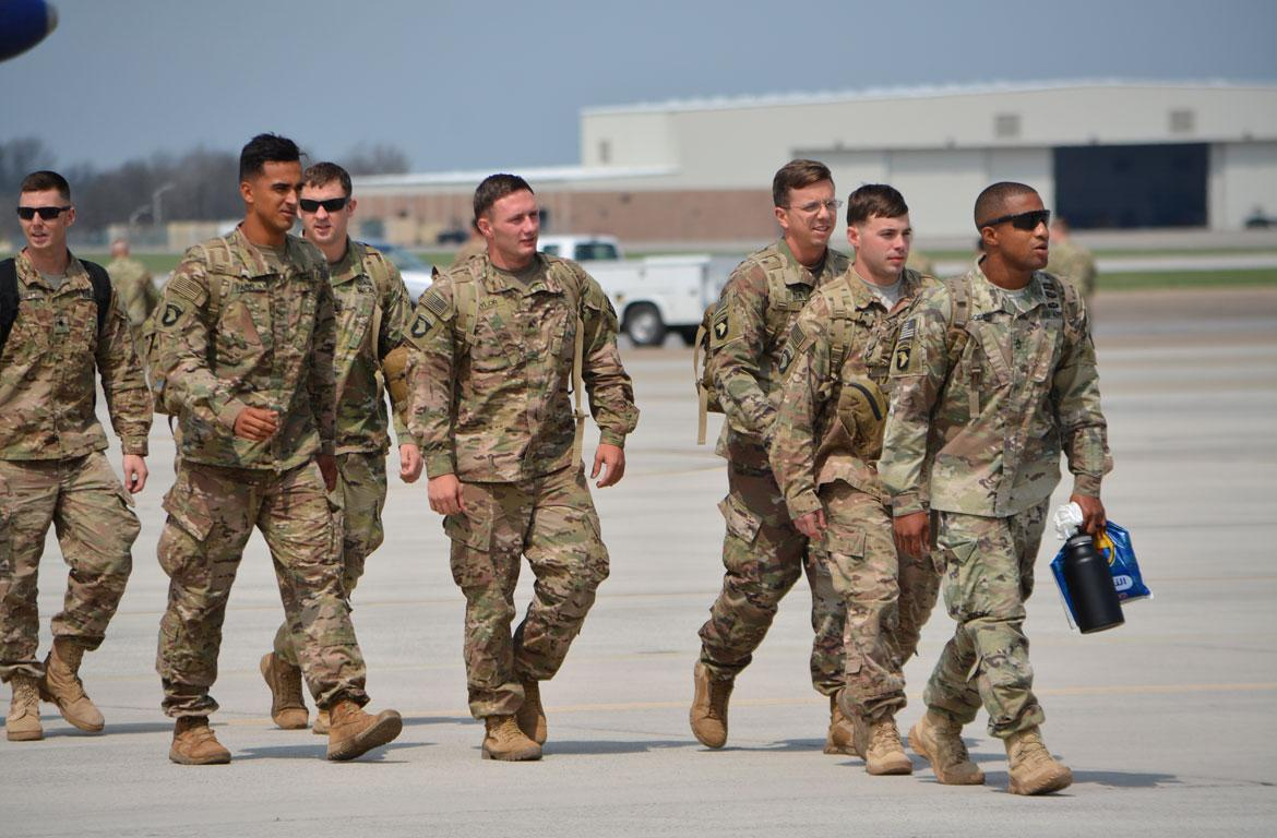 Hundreds of Fort Campbell troops in Afghanistan will be home by ...