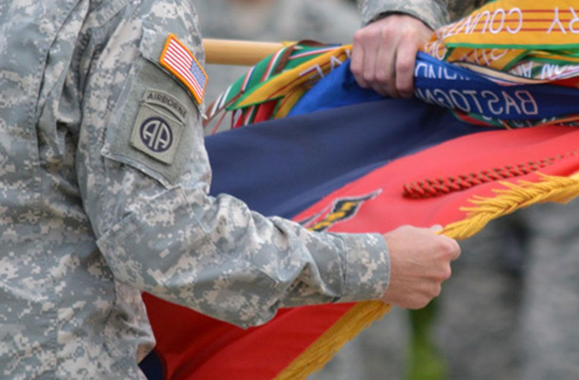 101st Airborne Division soldiers deploying to Ukraine