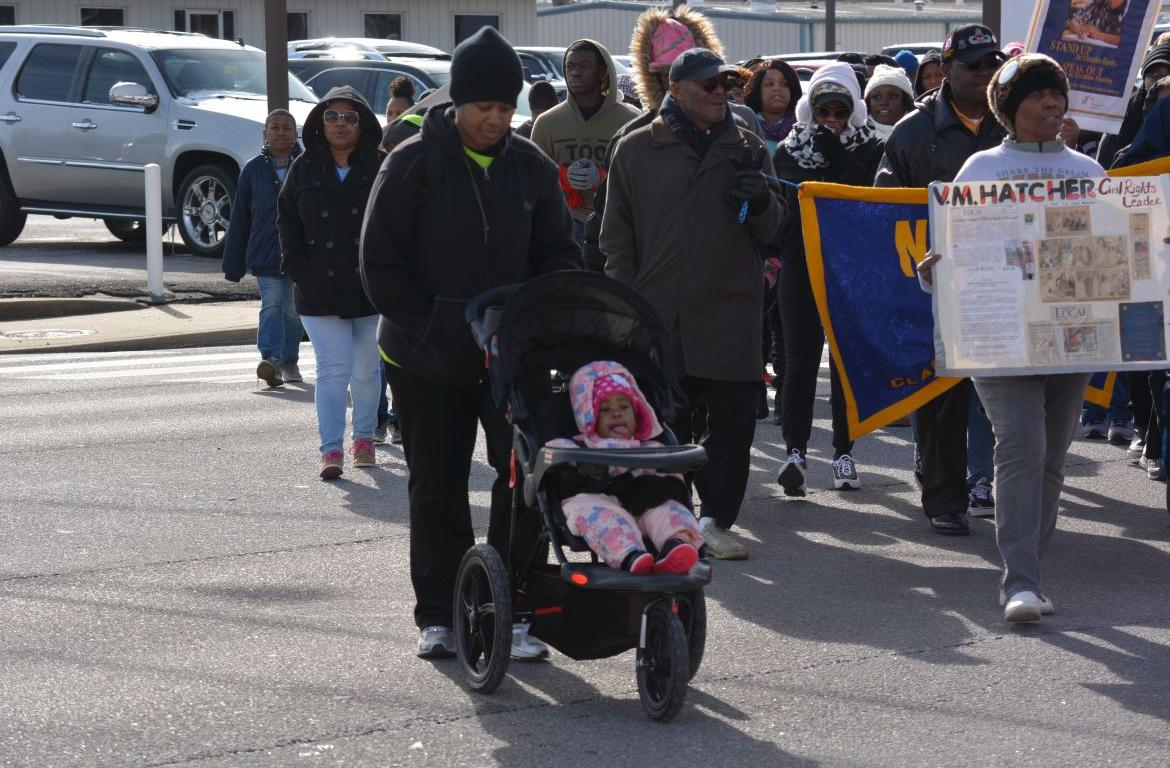 Dr Martin Luther King Jr March 2019 4 Clarksvillenow Com