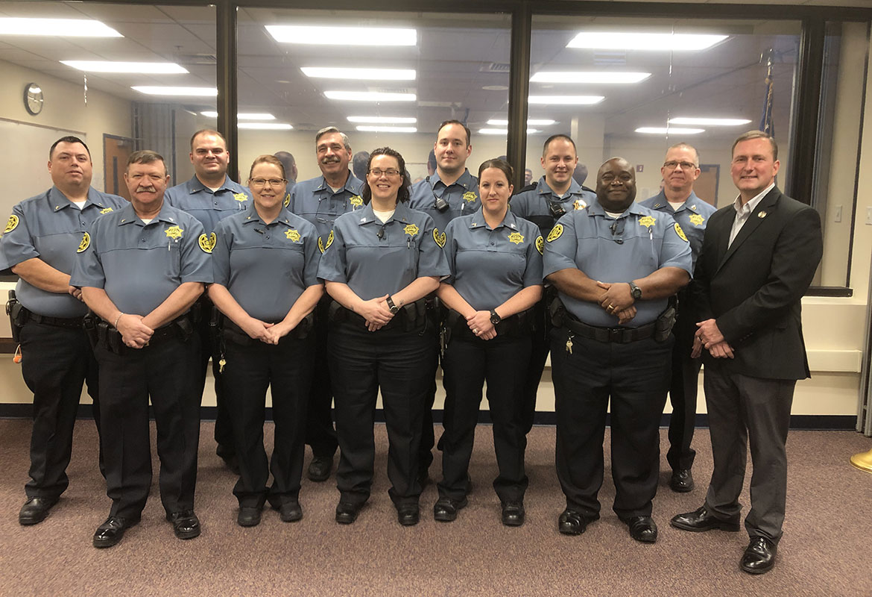 inneshiek county sheriffs officials - HD1024×768
