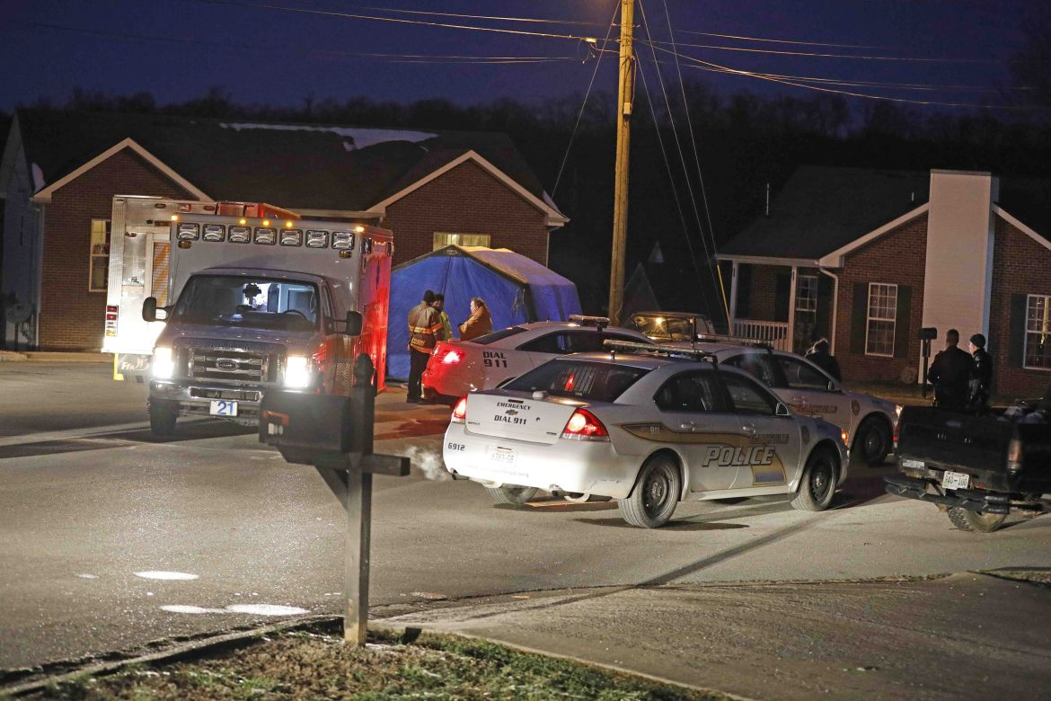 Police discover one-pot meth lab at Clarksville home