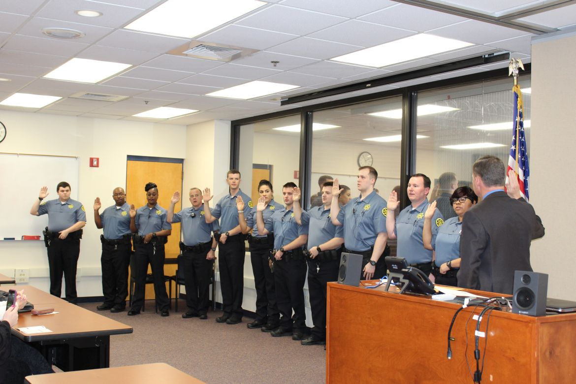 Montgomery County Sheriff's Office welcomes new jail
