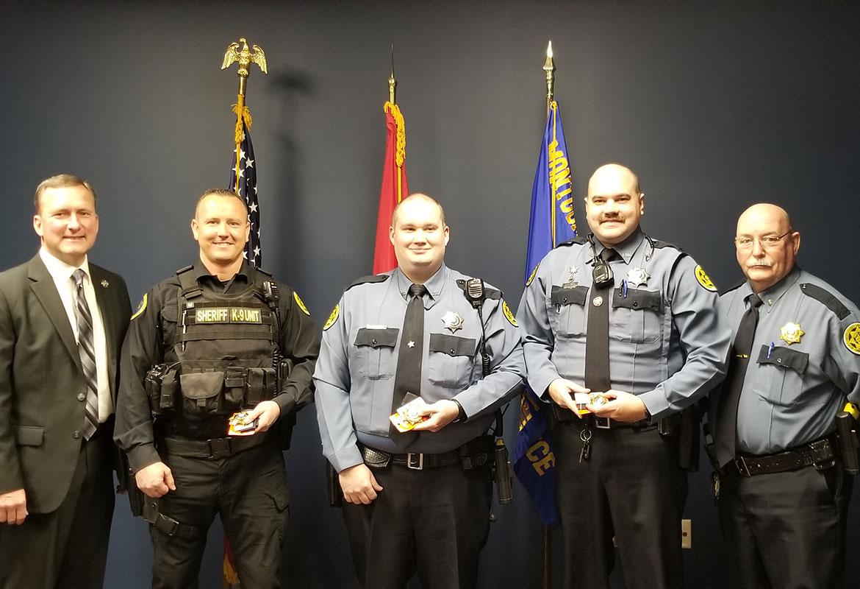 inneshiek county sheriffs officials - HD1170×768