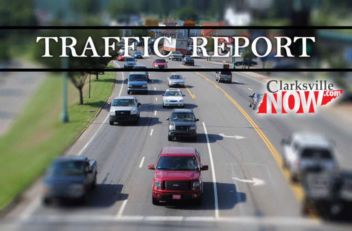 Avoid Riverside Drive, traffic accident closes road