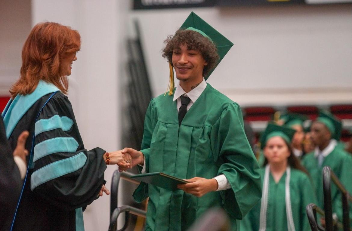 2019 Northwest High School Graduation-69