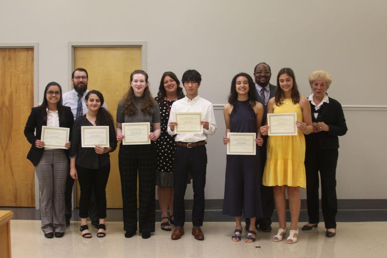 Clarksville-Montgomery County schools honors Valedictorians