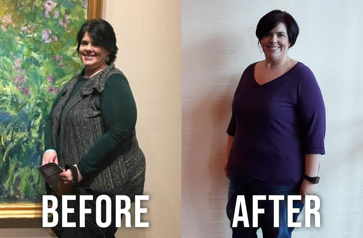 Women and Weight Loss: How Lissa lost 33 pounds in 45 days